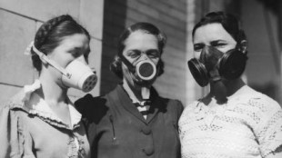 Dustbowl Masks