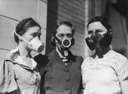 Dustbowl Masks